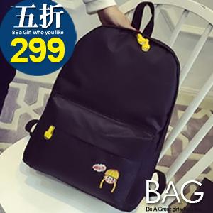 B.A.G*現貨秒發*【BT-GL】甜美可愛女學生後背包(現+預)