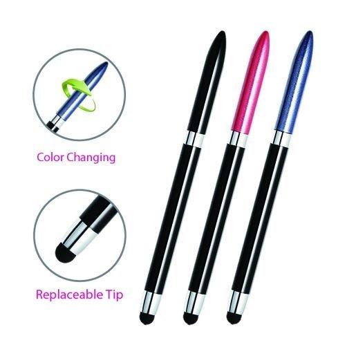 *╯新風尚潮流╭*JetArt捷藝 TOUCHPAL超感度變型觸控筆 創新替換式筆身 手寫輸入精準觸控 TP7000