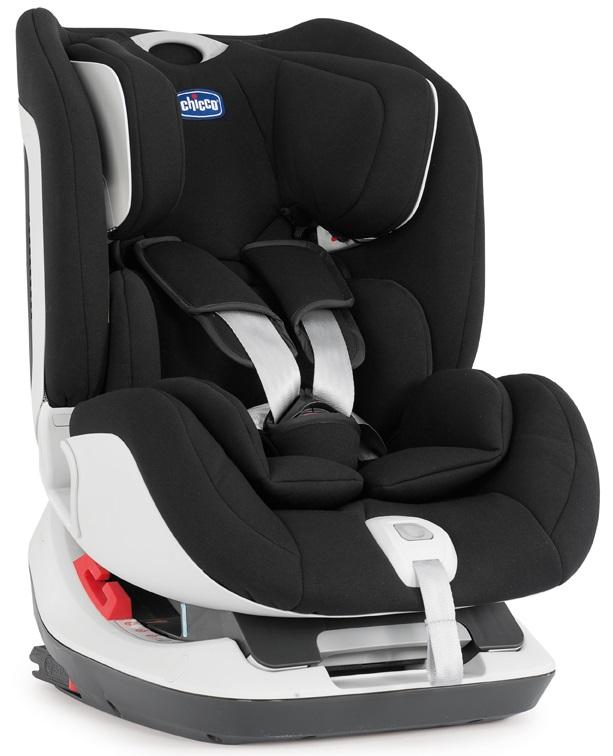 【淘氣寶寶●限時加贈 Diono 汽車座椅保護墊(黑)】】義大利 Chicco Seat Up 012 Isofix 安全汽座 義大利 原裝進口【公司貨】