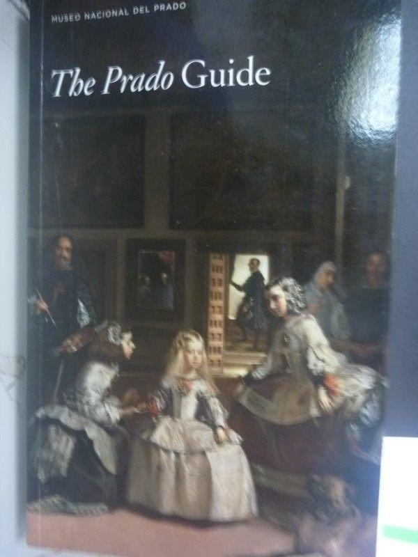 【書寶二手書T7/建築_ZDG】The Prado Guide_VV.AA.