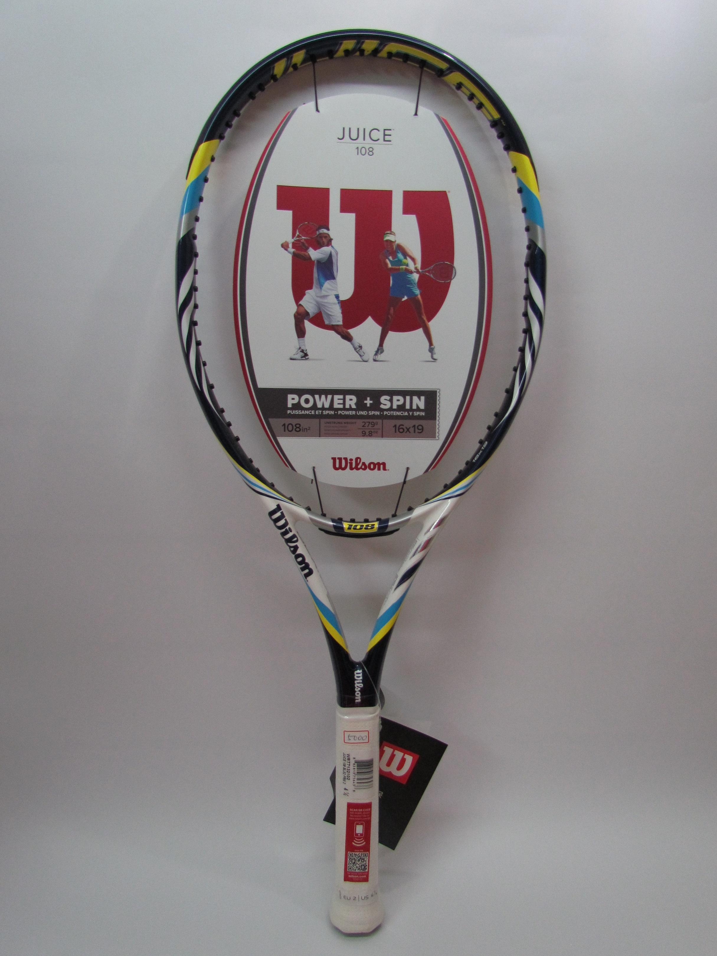 Wilson專業網球拍 Azarenka款 Juice 108