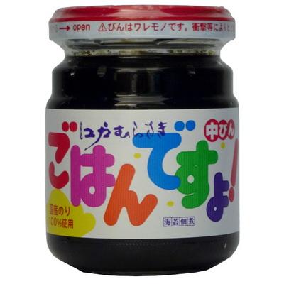 桃屋海苔醬 (180g)