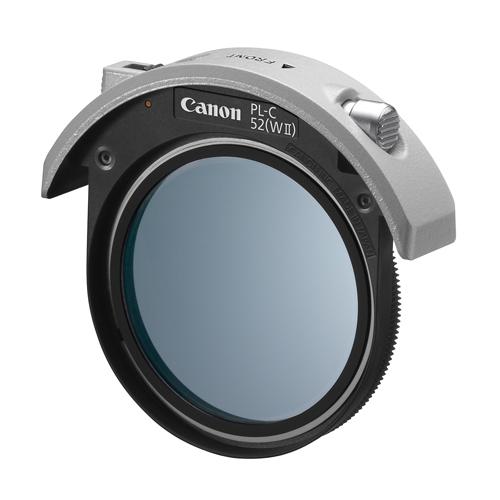 Canon PL-C52(WII) 插入式環形偏光鏡 含稅價