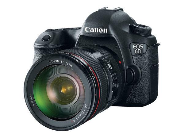 Canon EOS 6D KIT(24-105L) 分期零利率 含稅免運費