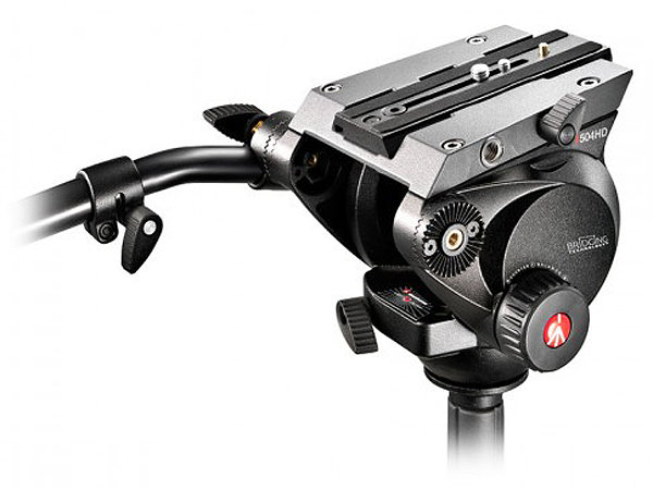 *兆華國際* Manfrotto 504HD 中型油壓雲台 正成公司貨 503HDV最新改款 含稅價