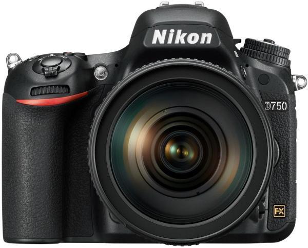 Nikon D750 KIT (24-120) 全片幅數位單眼相機 國祥公司貨 含稅價