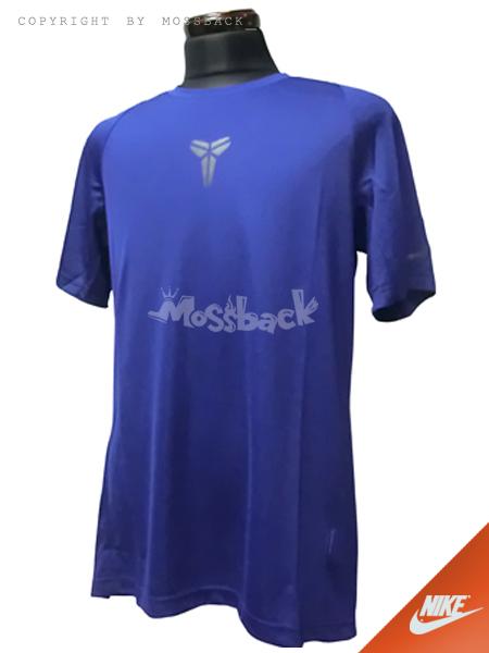 『Mossback』NIKE KOBE MAMBULA ELITE SHOOTER 短袖 上衣 藍紫(男)NO:718608-455