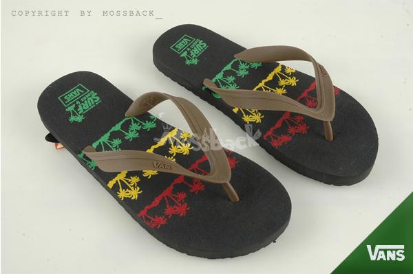 『Mossback』VANS LANAI 夏威夷 椰子樹 牙買加 雷鬼 黃紅綠(男)NO:41062134