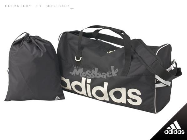 『Mossback』ADIDAS LIN PER TB M 運動 斜跨 手提袋 裝備袋 黑色NO:M67871