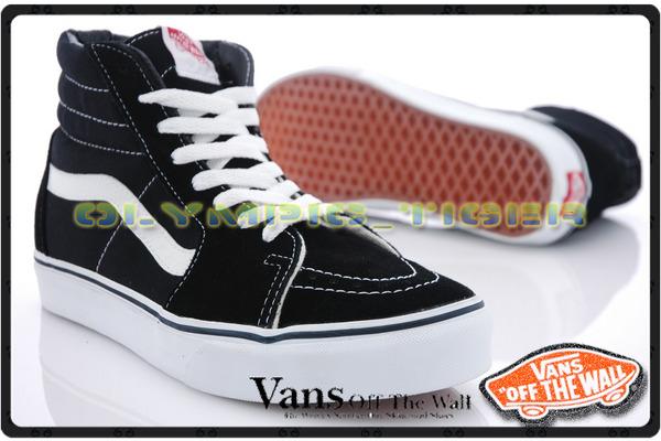 『Mossback』VANS SK8-HI 帥氣流線型時尚潮流舒適休閒運動鞋 基本款(男)NO:C100199