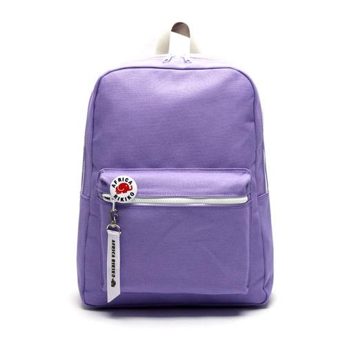 後背包 韓國品牌 AFRICA RIKIKO 馬卡龍色後背包 NO.118보라(Purple) - 包包阿者西
