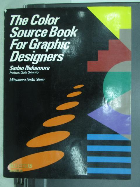 【書寶二手書T6/廣告_QXY】The color source book for graphic designers