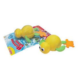 『121婦嬰用品館』亞米兔 拉線水中玩具-烏龜