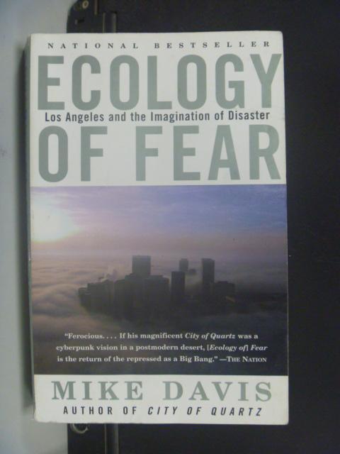 【書寶二手書T3/社會_HNQ】Ecology of Fear_Mike Davis