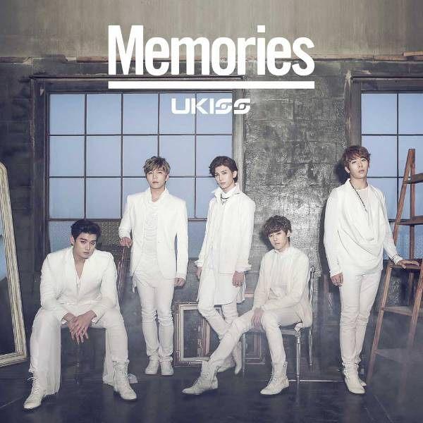 U-KISS 難忘的回憶 CD附DVD (音樂影片購)