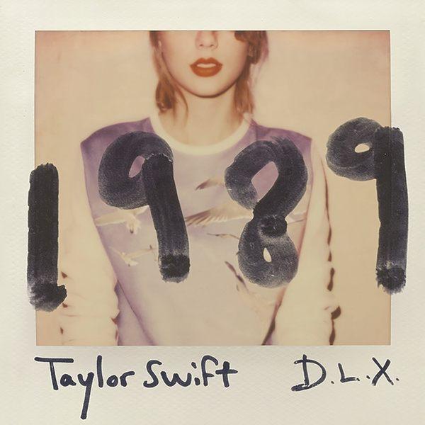 泰勒絲 1989 豪華盤 CD (音樂影片購)