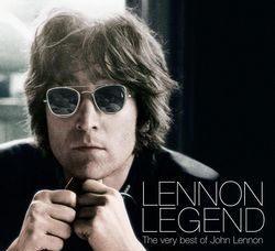 約翰藍儂 傳奇經典 CD John Lennon Lennon Legend (音樂影片購)
