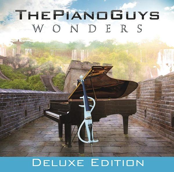 酷音樂團 奇蹟 CD附DVD豪華版 The Piano Guys / Wonders (Deluxe Version) (音樂影片購)