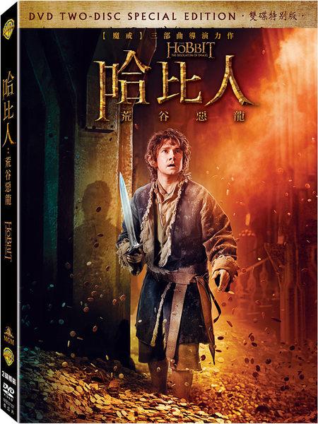 哈比人:荒谷惡龍 雙DVD (音樂影片購)