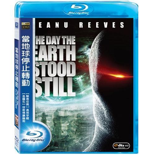 當地球停止轉動 藍光BD The Day the Earth Stood Still 駭客任務基努李維血鑽石珍妮佛康納莉(音樂影片購)