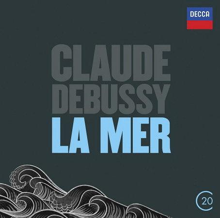 德布西:海、夜曲、牧神的午后前奏曲 CD CLAUDE DEBUSSY: La Mer Nocturnes Jeux 牧神的午后前奏曲