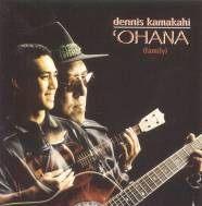 丹尼斯卡馬卡伊 私房錄音 CD 夏威夷滑音吉他系列4 Dennis Kamakahi Ohana烏克麗麗 (音樂影片購)