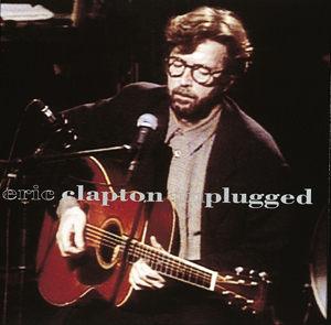 艾力克萊普頓 MTV傳真─現場原音演唱會專輯 CD Eric Clapton Unplugged (音樂影片購)