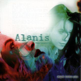 艾拉妮絲莫莉塞特 小碎藥丸 CD Alanis Morissette Jagged Little Pill (音樂影片購)