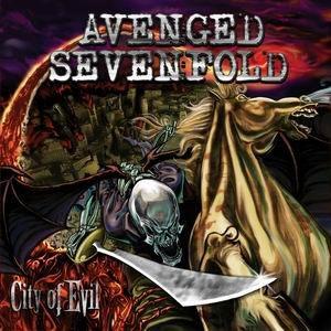 七級煉獄 邪惡城市 CD Avenged Sevenfold City Of Evil (音樂影片購)