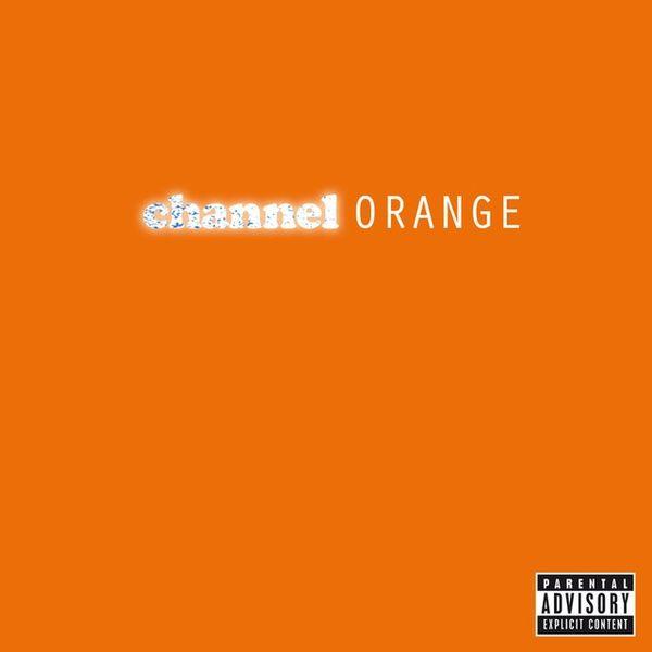 法蘭克海洋 橘色頻道 CD Frank Ocean channel ORANGE hinkin Bout You想著你Lost迷失 (音樂影片購)