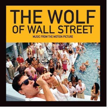 華爾街之狼 電影原聲帶 CD OST (音樂影片購)