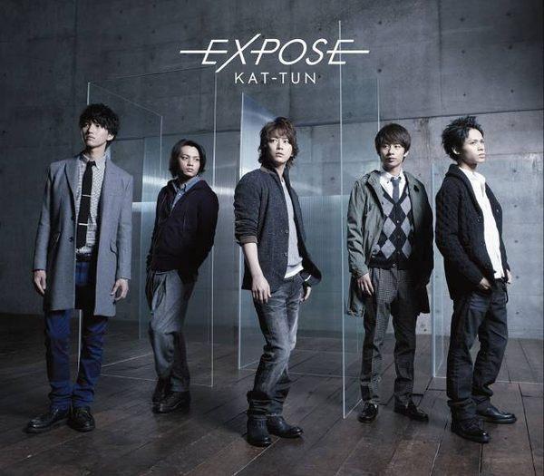 KAT-TUN EXPOSE CD (音樂影片購)