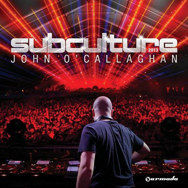 約翰歐卡拉漢 次文化2013 CD (音樂影片購)