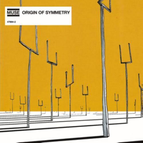 謬思合唱團 對稱的起源 CD Muse Origin of Symmetry (音樂影片購)