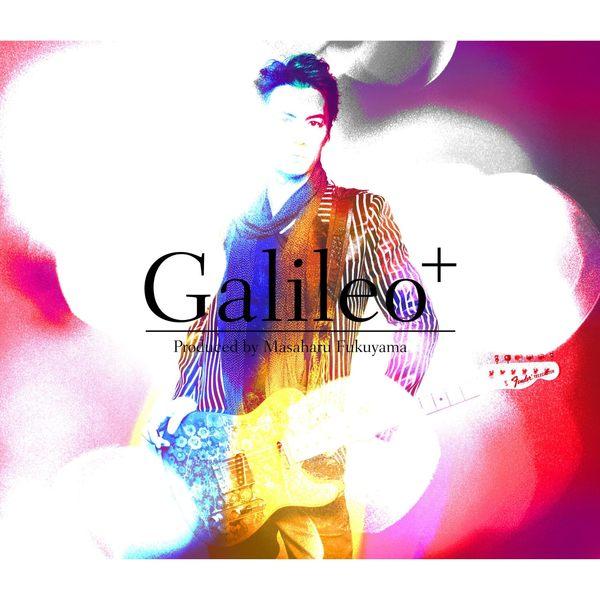 Galileo + 福山雅治製作之伽利略特輯 初回限定盤 CD附DVD (音樂影片購)