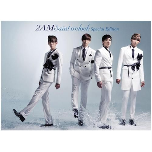 2AM神聖時刻 訪華特別盤CD附DVD (音樂影片購)