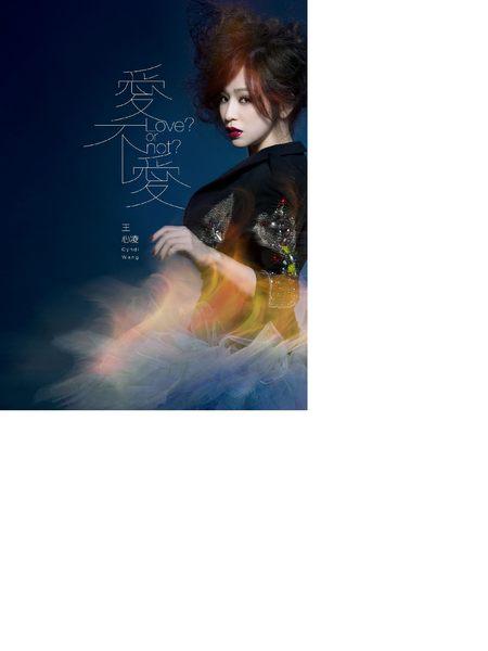 王心凌 愛不愛 CD 正式版 (音樂影片購)