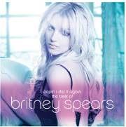 布蘭妮 愛的再告白 流行精選 CD Britney Spears Oops! I Did It Again The Best Of My Baby 我的寶貝 (音樂影片購)
