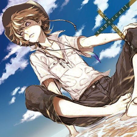 SUPERCELL The Bravery CD (音樂影片購)