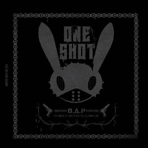 B.A.P ONE SHOT CD (音樂影片購)