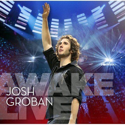 喬許葛洛班 愛 醒了 世界巡迴演唱會 DVD附CD 影音實錄 Josh Groban Awake Live (音樂影片購)