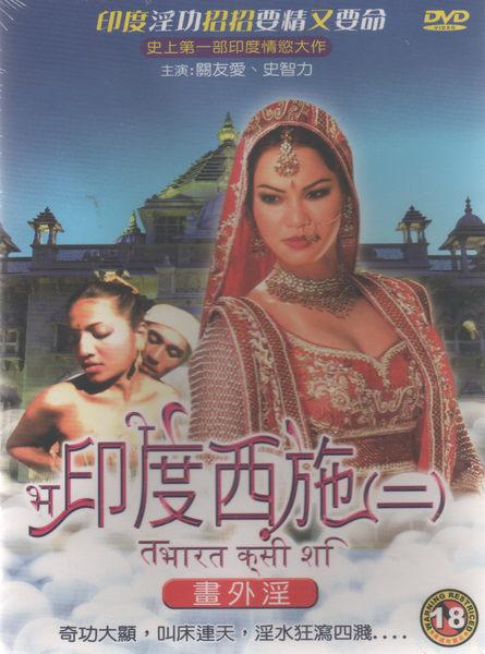 印度西施 2 畫外淫 DVD 限制級 國語發音 皇后 性愛 閨房 刺激 肉慾 快感 高潮 藝術 (音樂影片購)