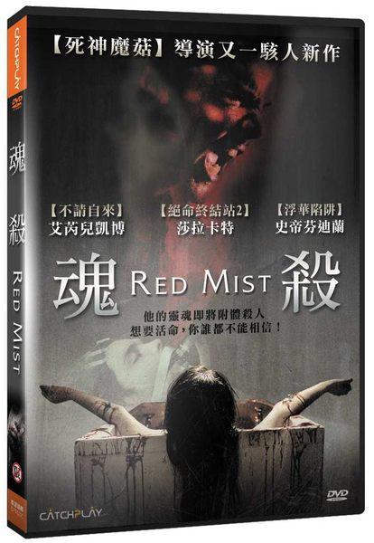 魂殺 DVD Red Mist 不請自來鬼謎藏戀愛刺客生死格鬥絕命終結站2亞瑟王猛鬼屋2疾風禁區