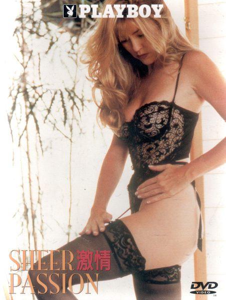 激情 DVD PLAYBOY限制級內衣設計師性感模特兒不尋常嫌疑犯偵查此案男性魅力 (音樂影片購)