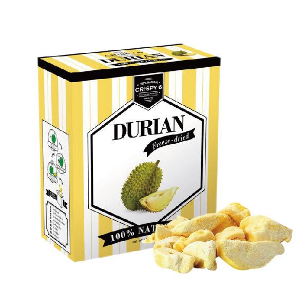 Crispy 6 旅行者六號 水果乾-榴槤 Durian