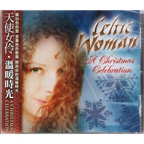 天使女伶 溫暖時光 CD Celtic Woman A Christmas Celebration 聖善夜 平安夜 (音樂影片購)