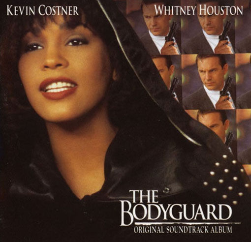電影原聲帶 惠妮休斯頓之終極保鑣 CD O.S.T. Whitney Houston The Bodyguard (音樂影片購)