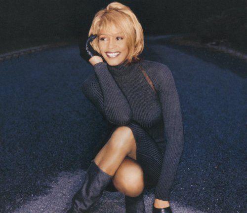 惠妮休斯頓 摯愛 CD Whitney Houston My Love Is Your Love Heartbreak Hotel (音樂影片購)