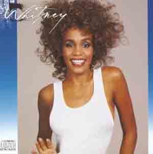 惠妮休斯頓 惠妮 CD Whitney Houston Where Do Broken Hearts Go告示牌冠軍單曲 (音樂影片購)