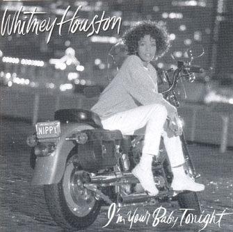 惠妮休斯頓 親愛的今夜屬於你 CD Whitney Houston I'm Your Baby Tonight (音樂影片購)